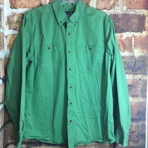9b9fe7b2bc914 Gander Mountain Shirts | Briar Stop Upland Camo Shirt | Poshmark
